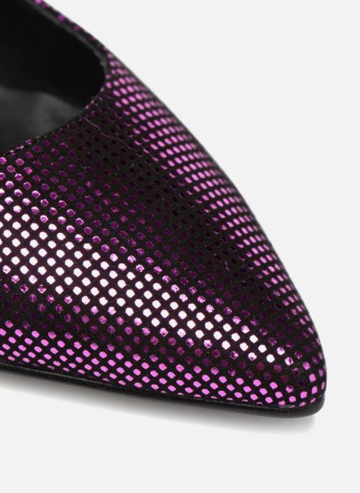 Zapatos de tacón Made by SARENZA 80's Disco Girl Escarpins #2 Rosa vista lateral izquierda