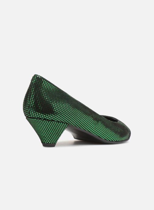 Pumps Made by SARENZA 80's Disco Girl Escarpins #2 grün ansicht von vorne