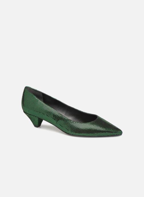 Zapatos de tacón Made by SARENZA 80's Disco Girl Escarpins #2 Verde vista lateral derecha