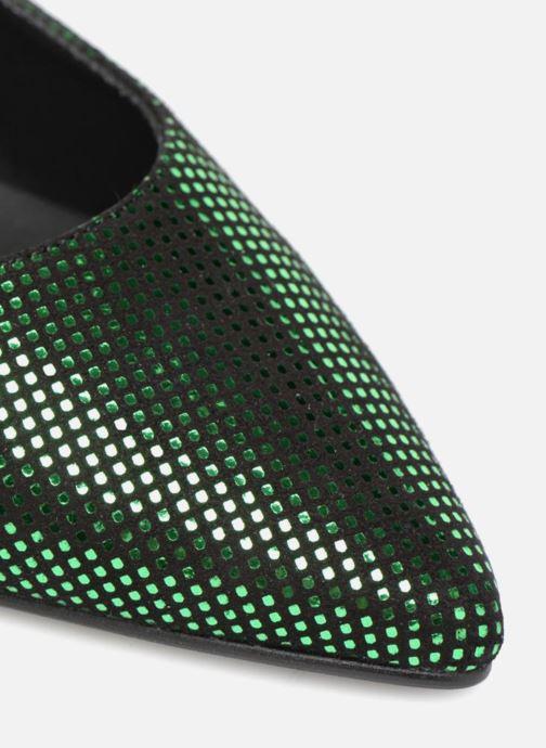Zapatos de tacón Made by SARENZA 80's Disco Girl Escarpins #2 Verde vista lateral izquierda
