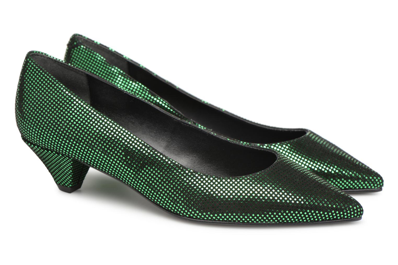 Escarpins Made by SARENZA 80's Disco Girl Escarpins #2 Vert vue derrière