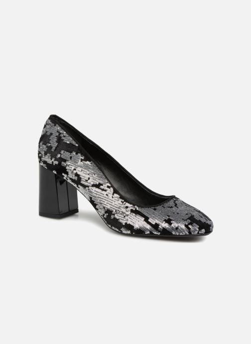 Zapatos de tacón Made by SARENZA 80's Disco Girl Escarpins #4 Plateado vista lateral derecha