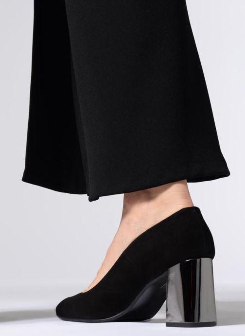 Zapatos de tacón Made by SARENZA 80's Disco Girl Escarpins #4 Negro vista de abajo