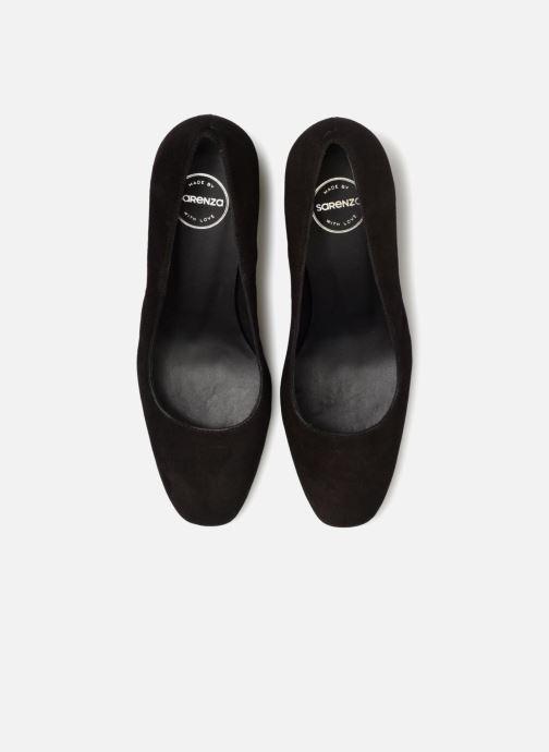 Zapatos de tacón Made by SARENZA 80's Disco Girl Escarpins #4 Negro vista del modelo