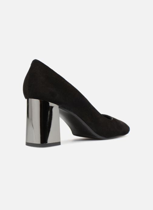 Zapatos de tacón Made by SARENZA 80's Disco Girl Escarpins #4 Negro vista de frente