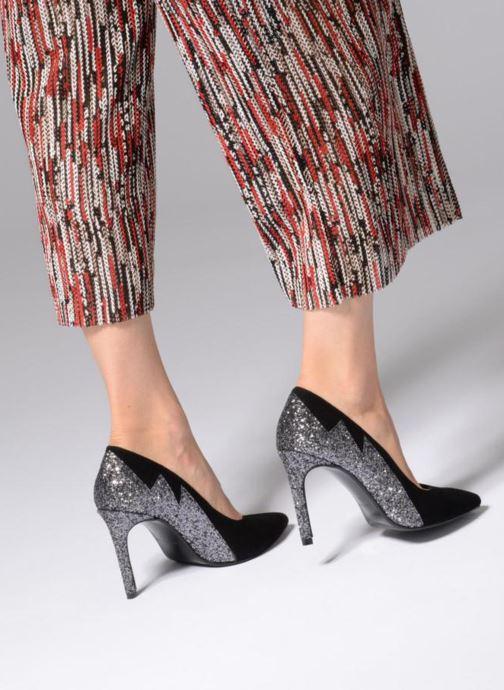 Zapatos de tacón Made by SARENZA 80's Disco Girl Escarpins #5 Multicolor vista de abajo