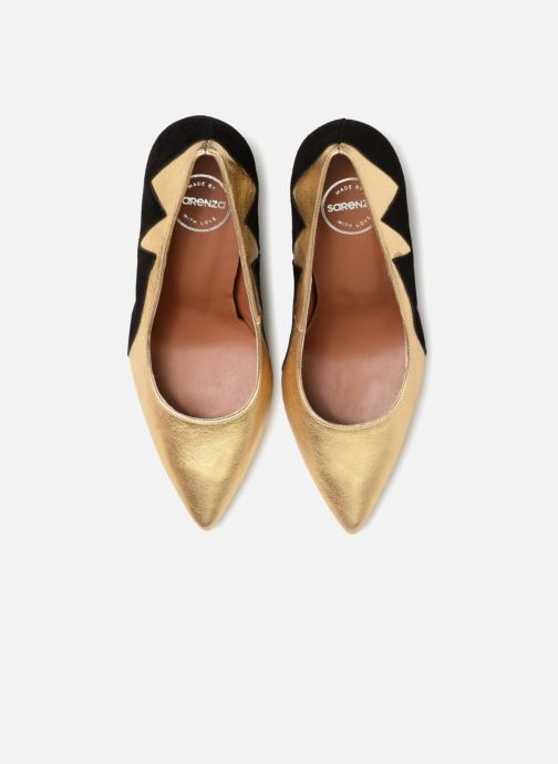 Escarpins Made by SARENZA 80's Disco Girl Escarpins #5 Multicolore vue portées chaussures