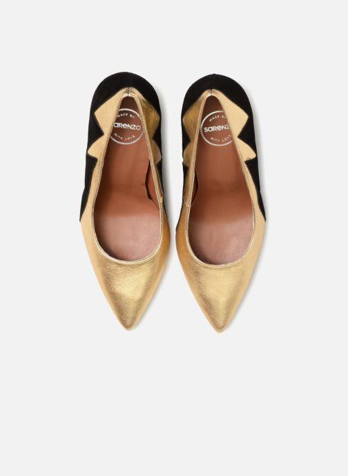 Zapatos de tacón Made by SARENZA 80's Disco Girl Escarpins #5 Multicolor vista del modelo