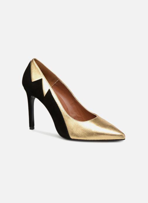 Zapatos de tacón Made by SARENZA 80's Disco Girl Escarpins #5 Multicolor vista lateral derecha