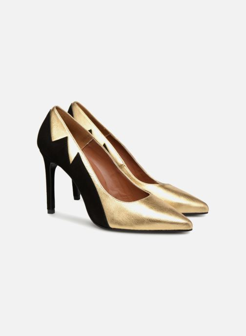 Zapatos de tacón Made by SARENZA 80's Disco Girl Escarpins #5 Multicolor vistra trasera