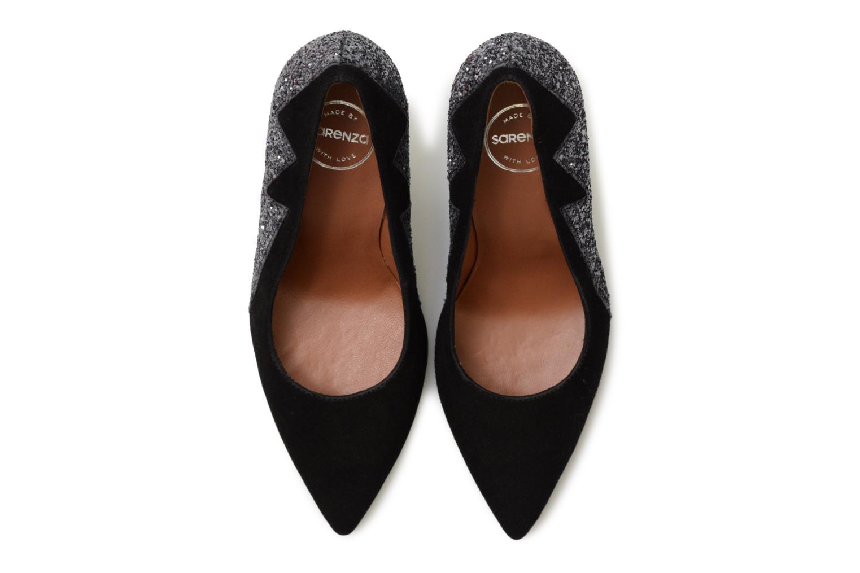 Escarpins Made by SARENZA 80's Disco Girl Escarpins #5 Noir vue portées chaussures