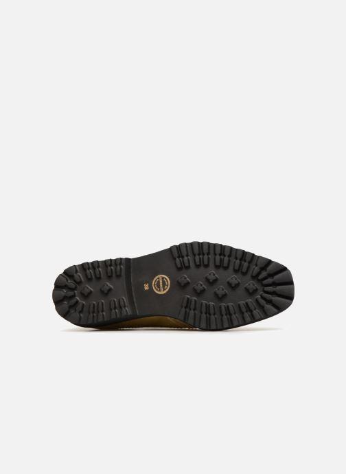 Zapatos con cordones Made by SARENZA Pastel Affair Chaussures à Lacets #5 Oro y bronce vista de arriba