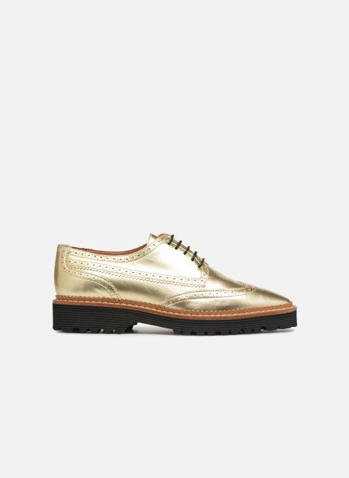 Zapatos con cordones Made by SARENZA Pastel Affair Chaussures à Lacets #5 Oro y bronce vista de detalle / par