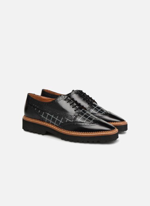 Veterschoenen Made by SARENZA Pastel Affair Chaussures à Lacets #5 Zwart achterkant