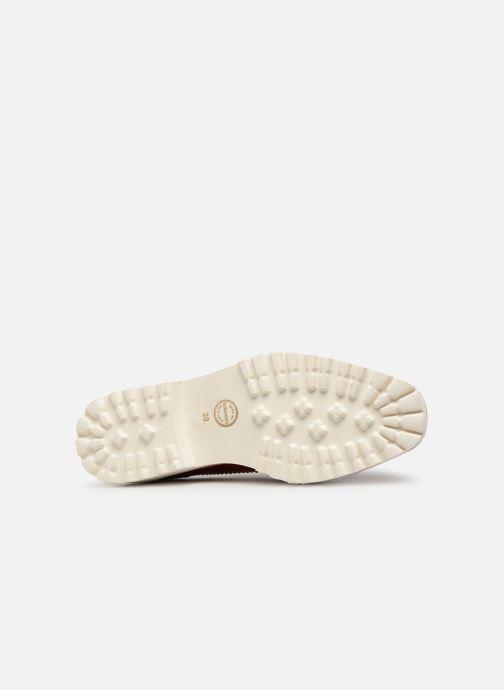 Scarpe con lacci Made by SARENZA Pastel Affair Chaussures à Lacets #5 Rosso immagine dall'alto