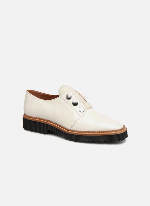 Veterschoenen Made by SARENZA Toudra Girl Chaussures à Lacets #2 Wit rechts