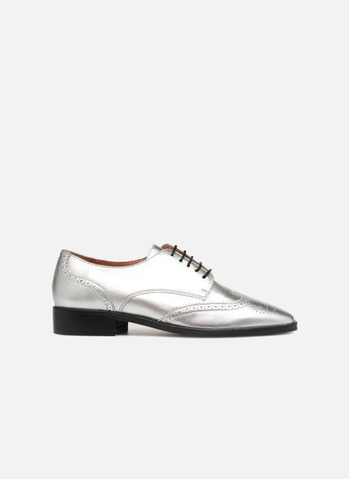 Zapatos con cordones Made by SARENZA Busy Girl Chaussures à Lacets #4 Plateado vista de detalle / par