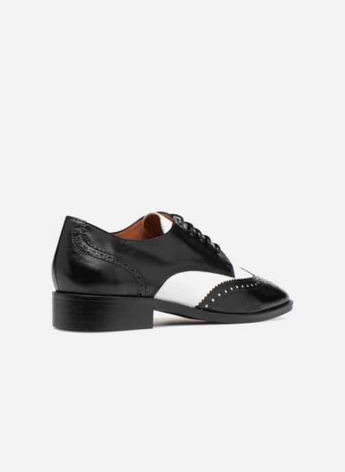 Zapatos con cordones Made by SARENZA Busy Girl Chaussures à Lacets #4 Negro vista de frente