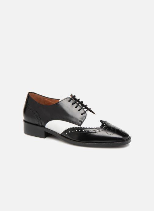 Schnürschuhe Made by SARENZA Busy Girl Chaussures à Lacets #4 schwarz ansicht von rechts