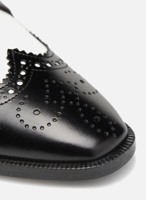 Schnürschuhe Made by SARENZA Busy Girl Chaussures à Lacets #4 schwarz ansicht von links