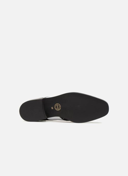 Schnürschuhe Made by SARENZA Busy Girl Chaussures à Lacets #4 schwarz ansicht von oben