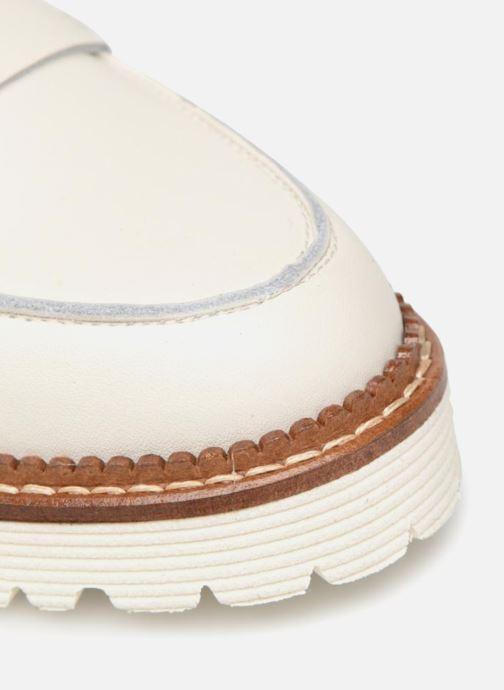 Mocassins Made by SARENZA Pastel Affair Mocassins #7 Blanc vue gauche