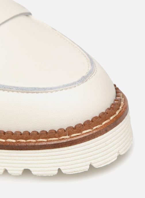 Mocasines Made by SARENZA Pastel Affair Mocassins #7 Blanco vista lateral izquierda