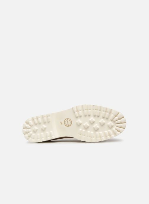 Slipper Made by SARENZA Pastel Affair Mocassins #7 beige ansicht von oben