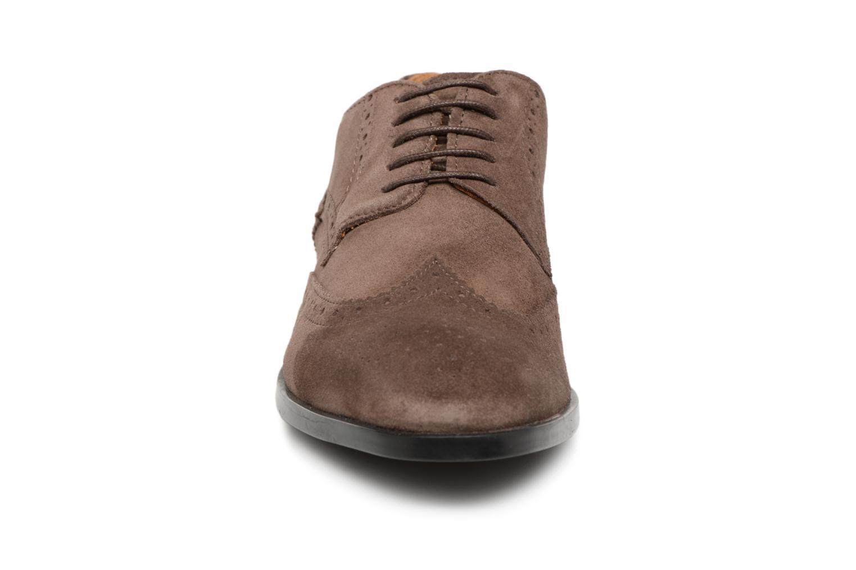 Chaussures à lacets Marvin&Co Nalsown Marron vue portées chaussures