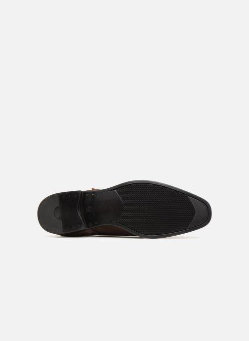 Chaussure à boucle Marvin&Co Nantone Marron vue haut