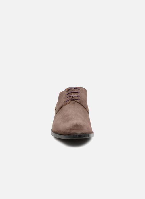 Chaussures à lacets Marvin&Co Nanlyn Marron vue portées chaussures