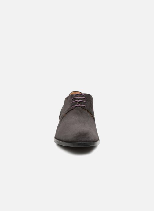 Lace-up shoes Marvin&co Nanlyn Grey model view
