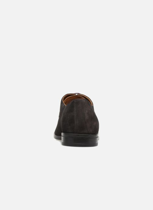 Chaussures à lacets Marvin&Co Nanlyn Gris vue droite
