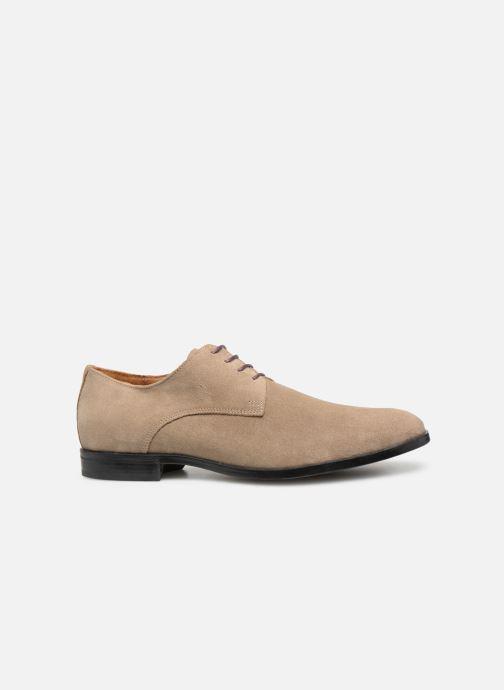Chaussures à lacets Marvin&Co Nanlyn Gris vue derrière
