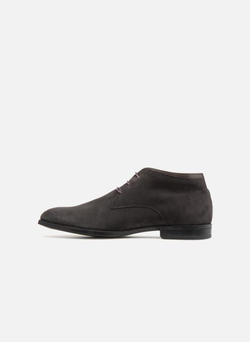 Ankle boots Marvin&co Norwaine Grey front view