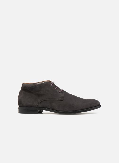 Botines  Marvin&Co Norwaine Gris vistra trasera