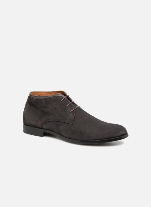 Bottines et boots Marvin&Co Norwaine Gris vue détail/paire