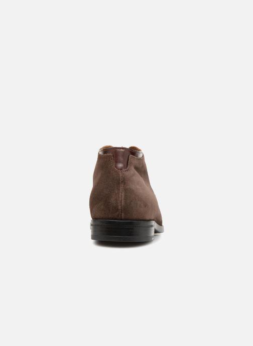 Boots Marvin&Co Norwaine Brun Bild från höger sidan