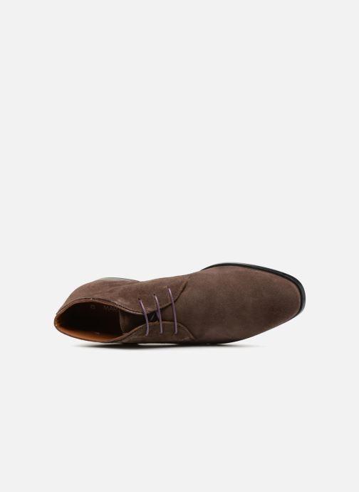 Bottines et boots Marvin&Co Norwaine Marron vue gauche