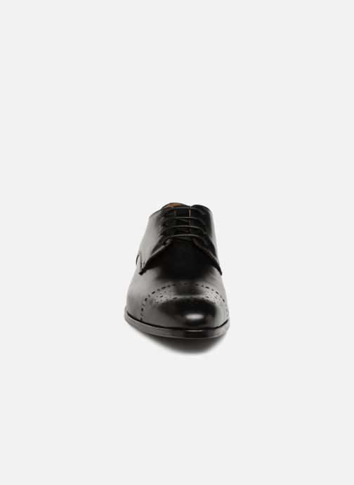 Zapatos con cordones Marvin&Co Nelton Negro vista del modelo