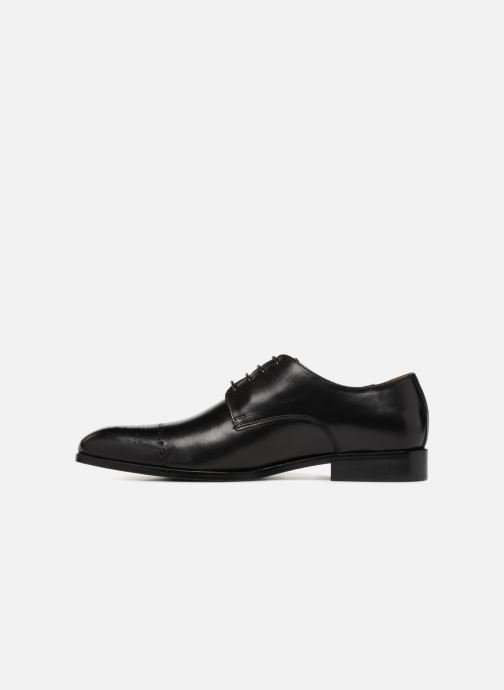 Chaussures à lacets Marvin&Co Nelton Noir vue face