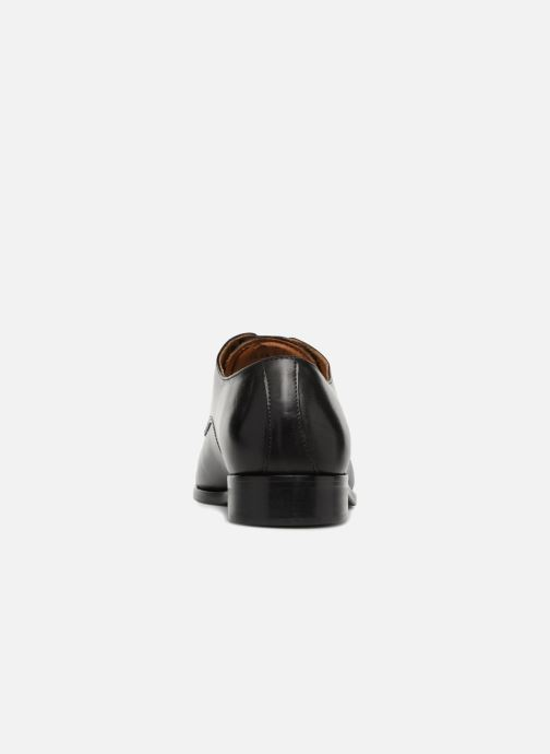 Lace-up shoes Marvin&co Nelton Black view from the right
