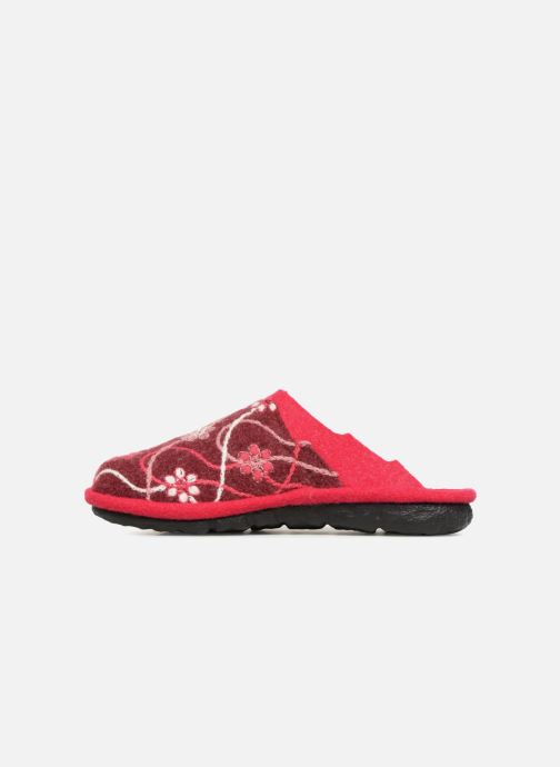Slippers Romika Mikado 100 Red front view