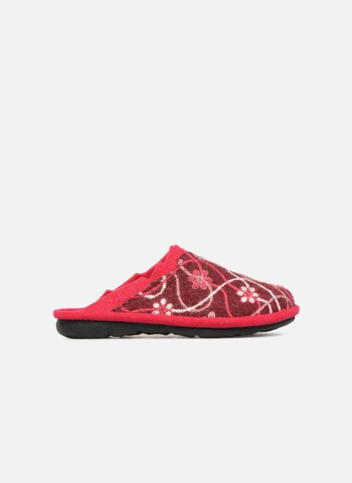 Slippers Romika Mikado 100 Red back view