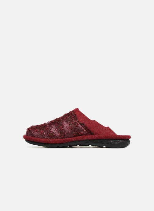 Slippers Romika Mikado 103 Red front view