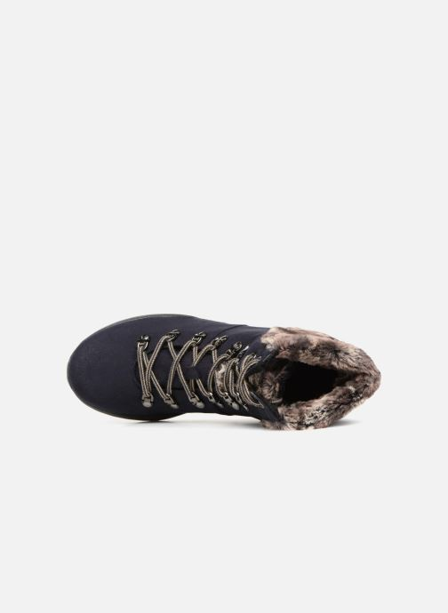 Zapatillas de deporte Romika Victoria 17 Azul vista lateral izquierda