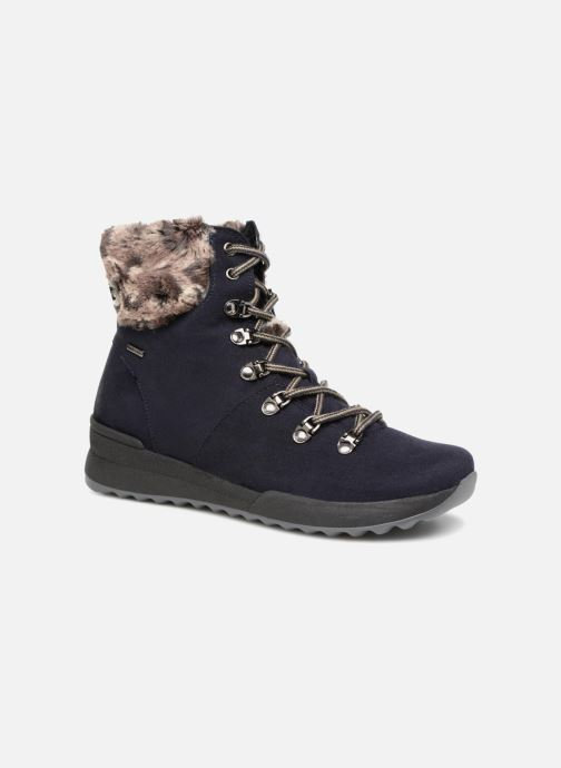 Chaussures de sport Romika Victoria 17 Bleu vue détail/paire