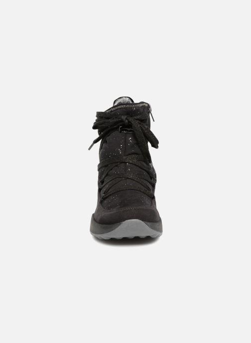 Baskets Romika Victoria 18 Noir vue portées chaussures