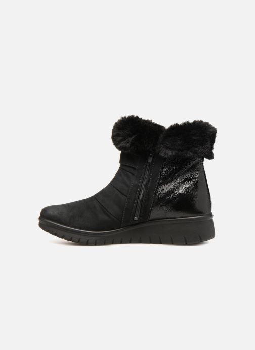 Bottines et boots Romika Varese N17 Noir vue face