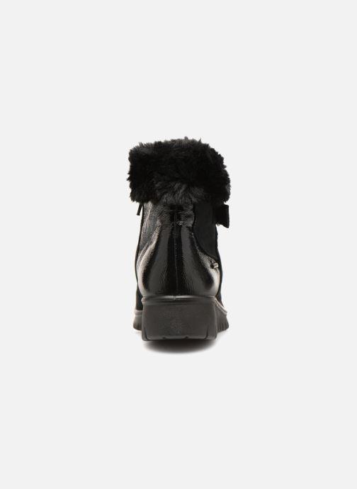 Bottines et boots Romika Varese N17 Noir vue droite